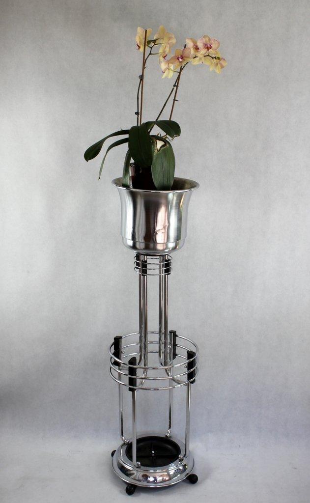 art deco schirmst nder blumenst nder umbrella stand rar. Black Bedroom Furniture Sets. Home Design Ideas