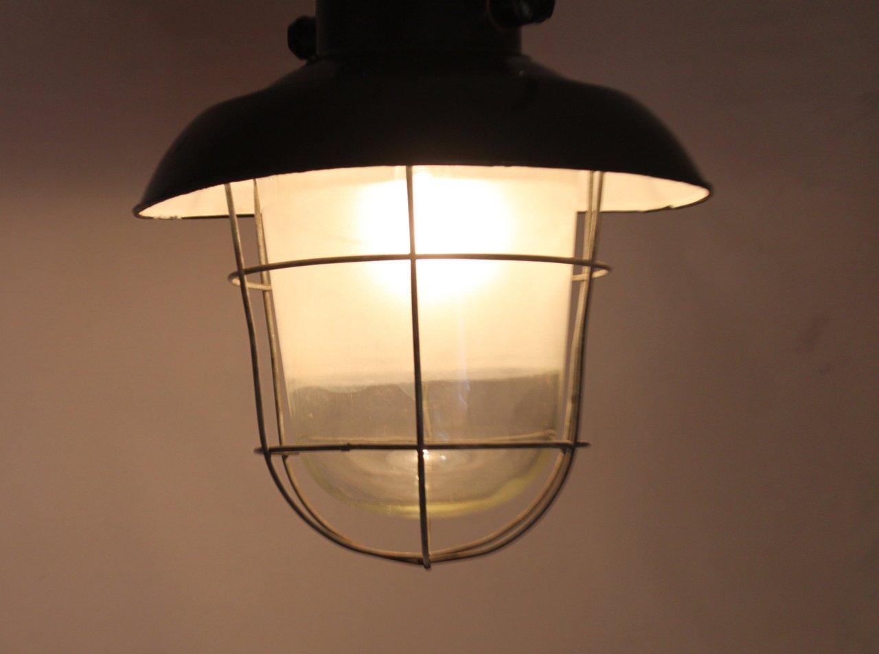 Beeindruckend Lampe Industriedesign Beste Wahl - Deckenlampe - - Loft - Fabriklampe
