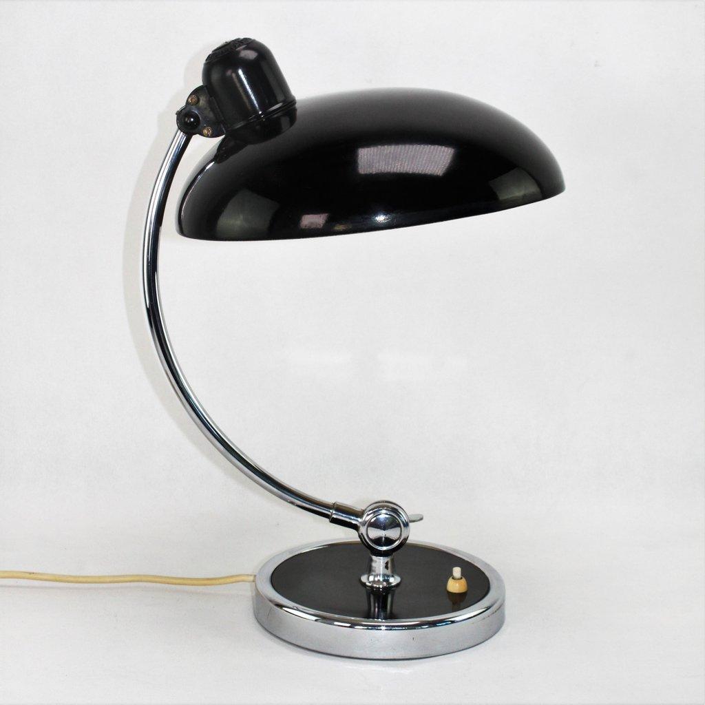 Original Kaiser Idell Präsident Modell 9 Tischlampe desk lamp